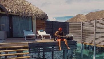 Джиган в отеле Niyama Maldives