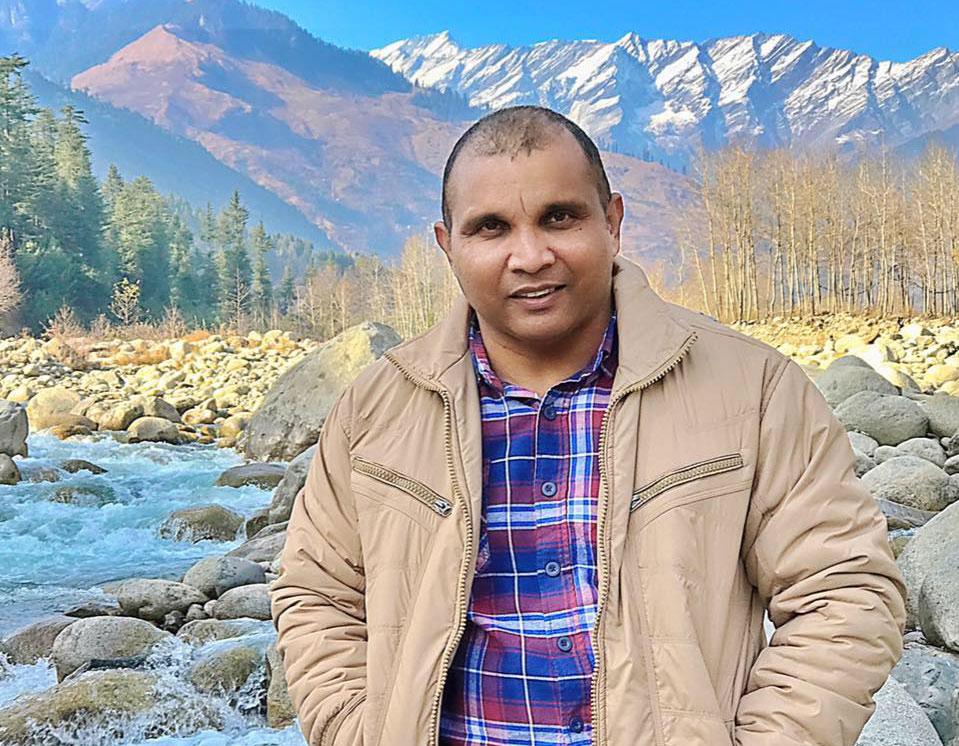 Ахмед Захир, генеральный менеджер отеля Angsana Velavaru